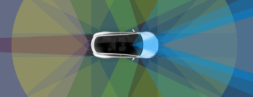 paquete autopilot - Tesla model X 100D: No es cualquier SUV