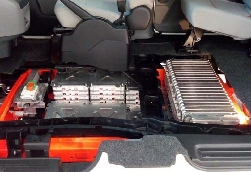 Bateri%CC%81a e NV200 - Nissan e-NV200 7 plazas 40 kWh de capacidad