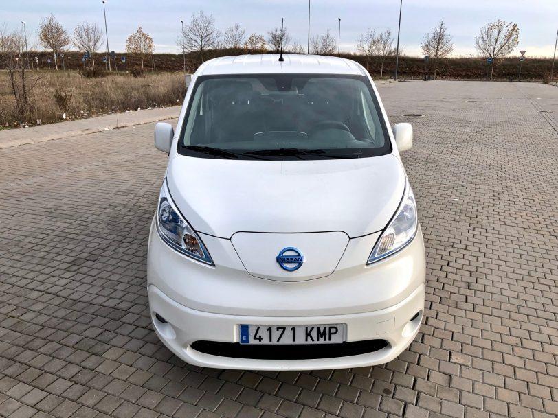 Frontal e NV200 evalia - Nissan e-NV200 7 plazas 40 kWh de capacidad
