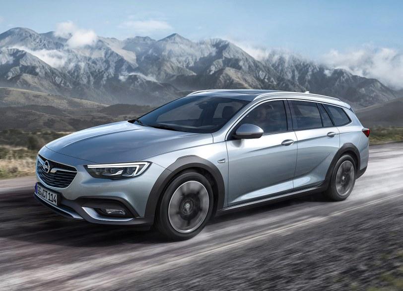 Insignia CT - Opel Insignia Country Tourer 2.0 Turbo 260 CV