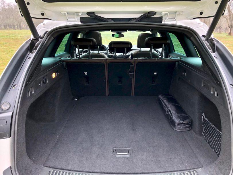 Maletero 5 plazas Insignia CT - Opel Insignia Country Tourer 2.0 Turbo 260 CV