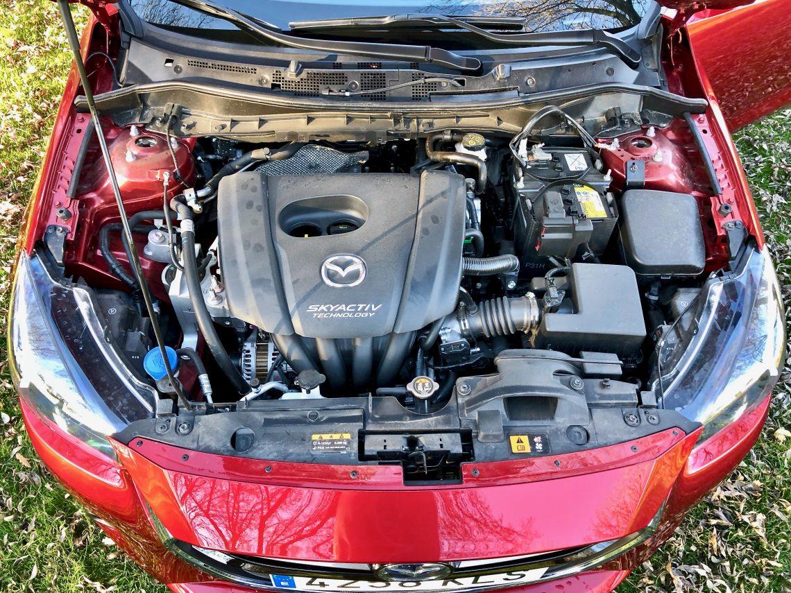 Motor Mazda2 1140x855 - Mazda2 Zenith 1.5 Skyactiv-G 90 CV