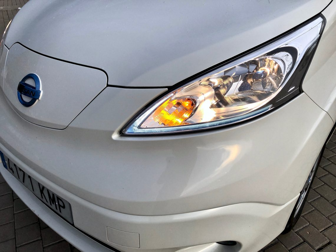 Motor e NV200 1140x855 - Nissan e-NV200 7 plazas 40 kWh de capacidad