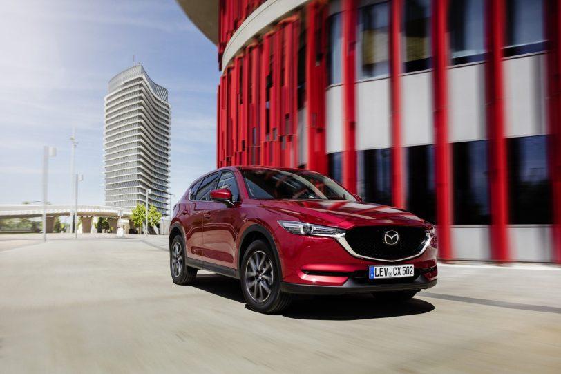 Nuevo Mazda CX 5 03 - Mazda CX-5 2.0L SKYACTIV-G 165 CV 2WD MT Zenith Black