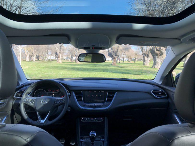 Salpicadero - Opel Grandland X Ultimate 1.5 CDTi 130 CV