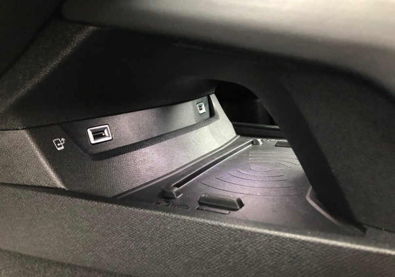 Cargador inala%CC%81mbrico Peugeot 508 GT - Peugeot 508 GT: Viene para quedarse