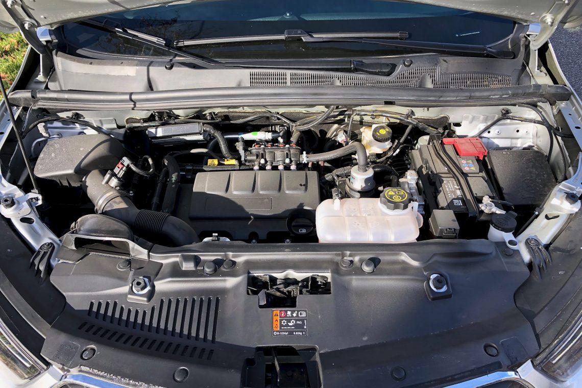 Motor Opel Mokka X GLP 1140x760 - Opel Mokka X Innovation GLP