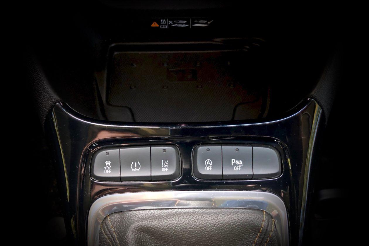 Botones palanca 1260x840 - Opel Crossland X Innovation 1.5 ECOTECD 102 CV
