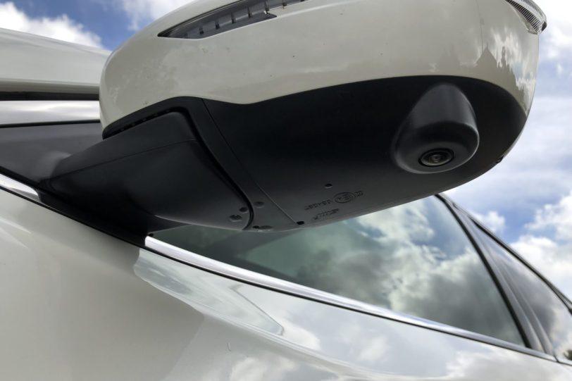 Camara 360 espejo 1260x840 - Nissan X-Trail 2018 2.0 dCi 177 CV 7 Plazas