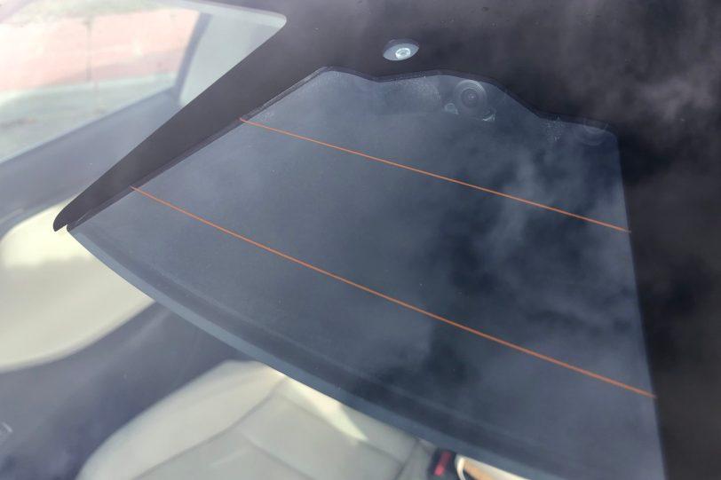 Camaras delanteras 1260x840 - Tesla Model S 100D y nuestro viaje de 1.000 km
