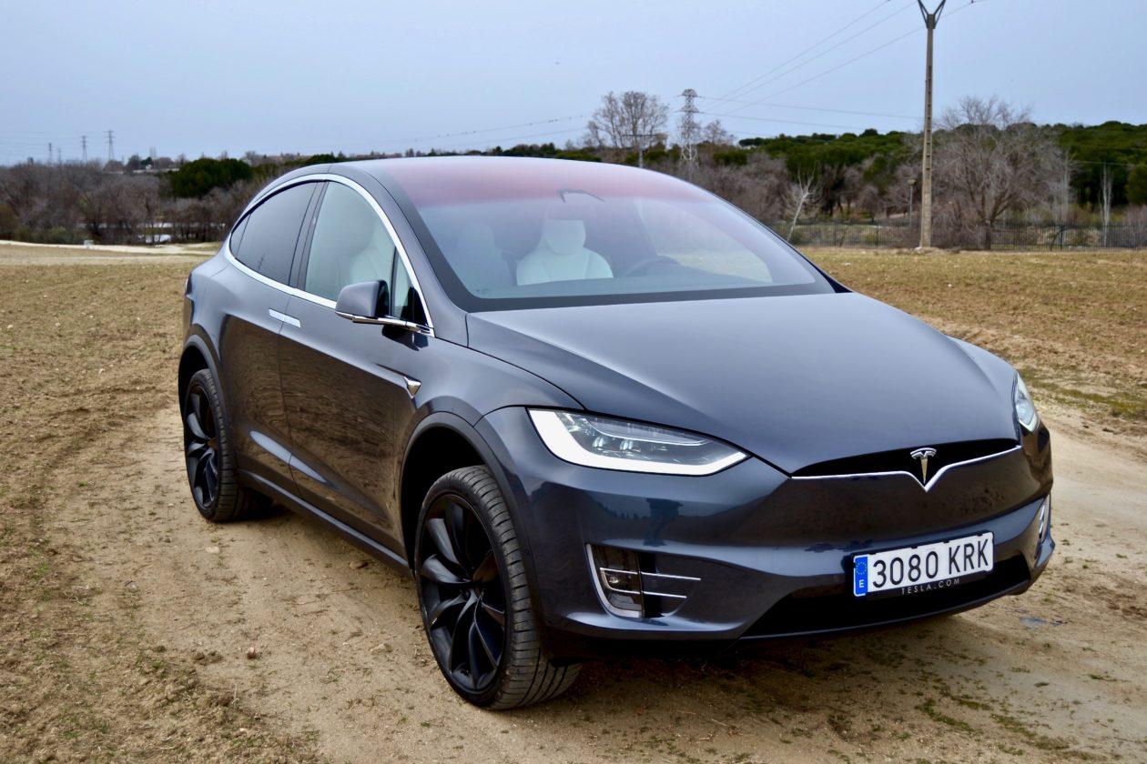 Comportamiento Tesla Model X 100D 1260x840 - Tesla model X 100D: No es cualquier SUV