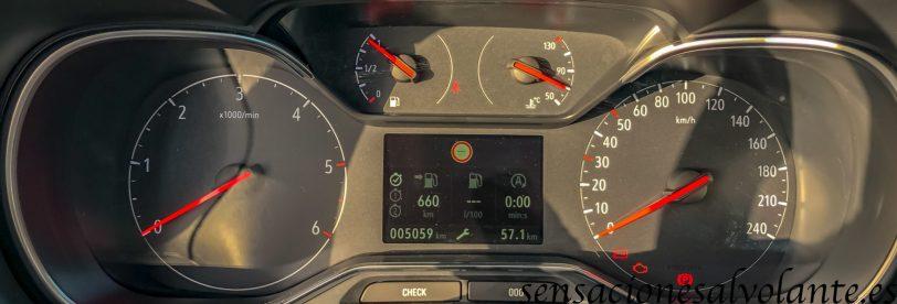 Cuadro de instrumentos Opel Combo Life - Opel Combo Life: Un coche muy versátil