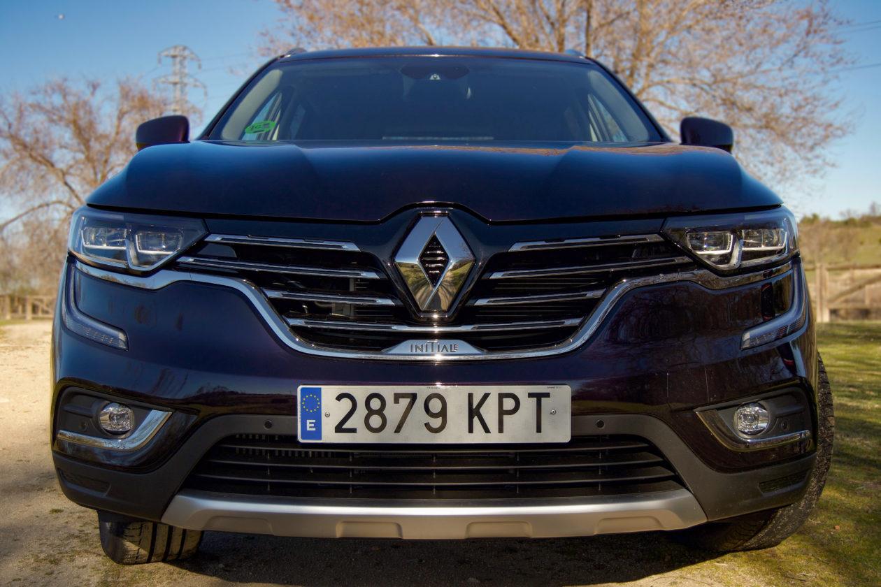 Frontal Renault Koleos 1260x840 - Renault Koleos: Completamente renovado