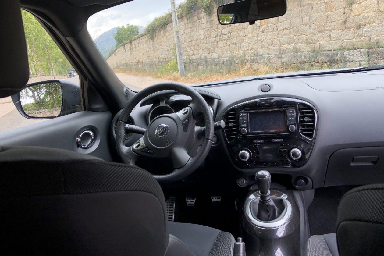 IMG 1158 1260x840 - Nissan Juke, con altavoces Bose ® de serie