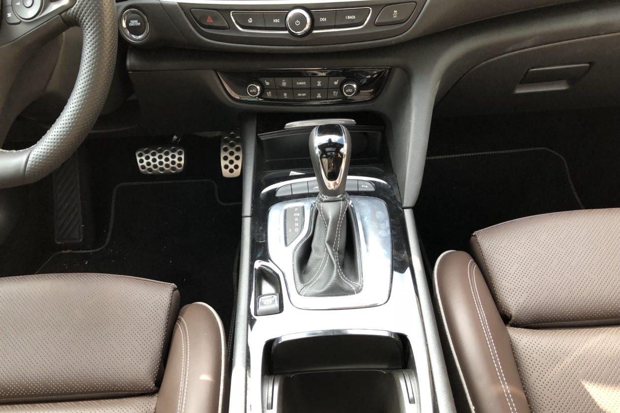 IMG 1378 1260x840 - Opel Insignia Sport Tourer 1.5 Turbo 165 CV