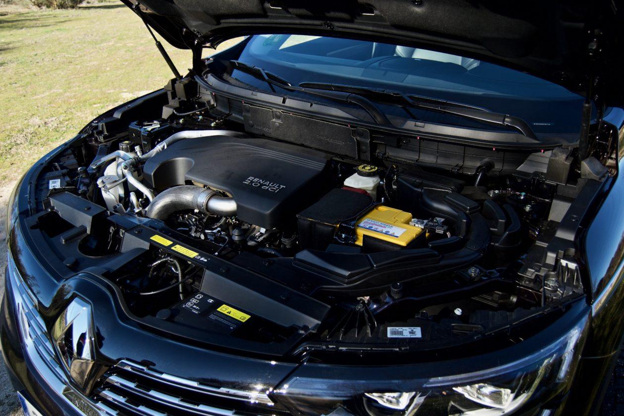 Motor Renault Koleos 1260x840 - Renault Koleos: Completamente renovado