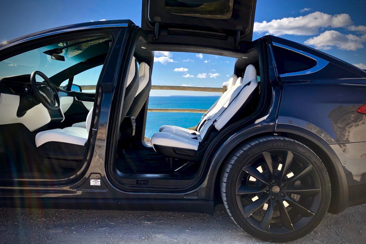 Plazas traseras Tesla Model X 100D 1260x840 - Tesla model X 100D: No es cualquier SUV