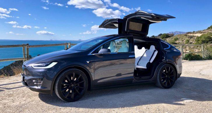 Portada Tesla Model X 100D - Tesla model X 100D: No es cualquier SUV