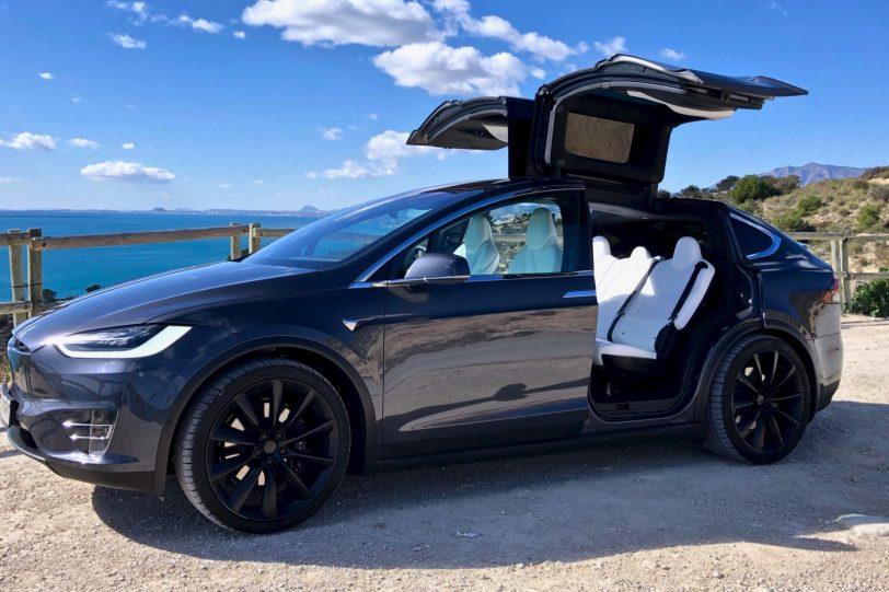 Portada Tesla Model X 100D 1260x840 - Tesla model X 100D: No es cualquier SUV