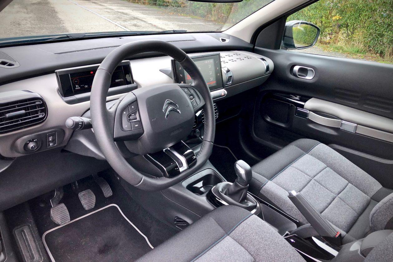 Salpicadero 1260x840 - Citroën C4 Cactus