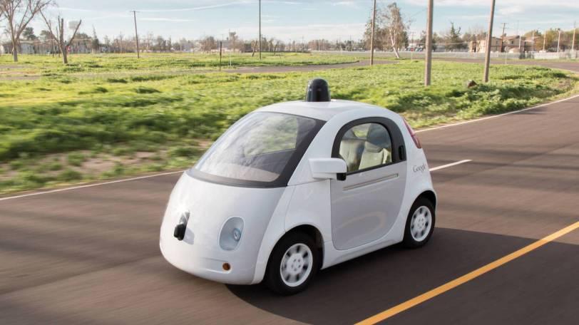 coche autonomo google - Los sistemas de conducción semi-autónoma