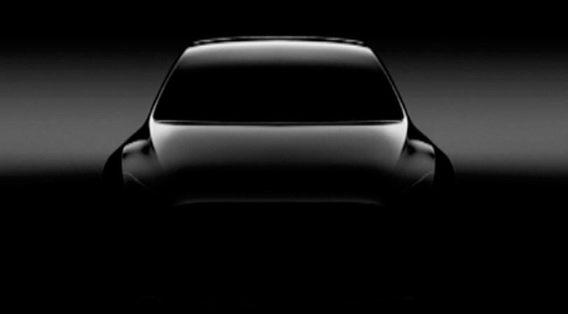 Foto Tesla Model Y - El Tesla Model Y ya tiene fecha de presentación: el 14 de marzo