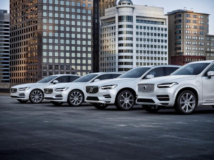 Gama volvo - Volvo lanzará su última generación de motores diésel en junio.