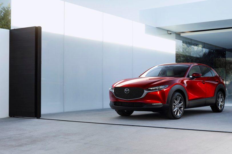 Mazda CX 30 at 2019GIMS 1 1260x840 - Mazda completa su gama con el nuevo Mazda CX-30