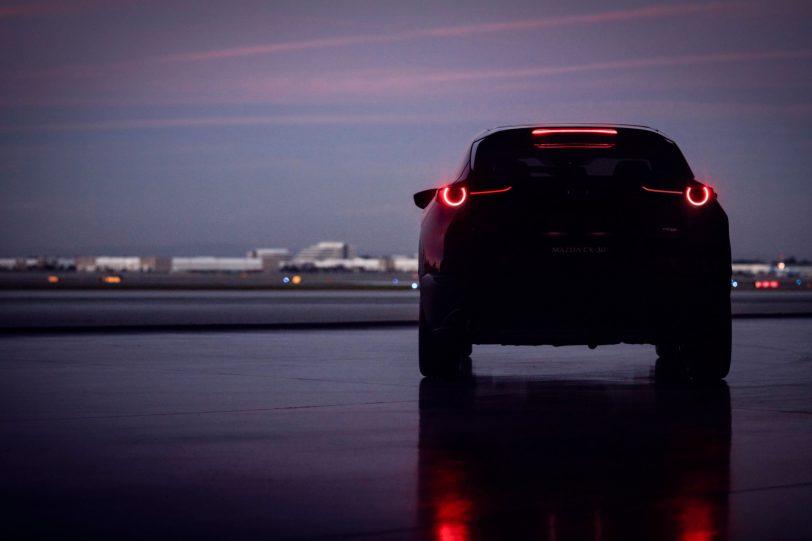 Mazda CX 30 at 2019GIMS 10 1260x840 - Mazda completa su gama con el nuevo Mazda CX-30