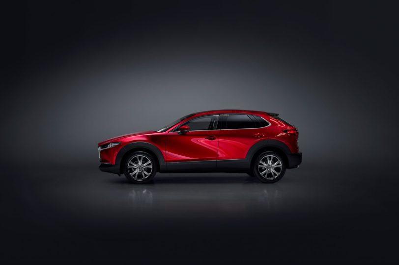 Mazda CX 30 at 2019GIMS 11 1260x840 - Mazda completa su gama con el nuevo Mazda CX-30