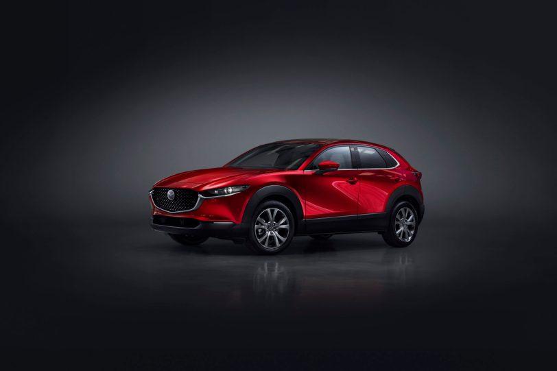 Mazda CX 30 at 2019GIMS 12 1260x840 - Mazda completa su gama con el nuevo Mazda CX-30