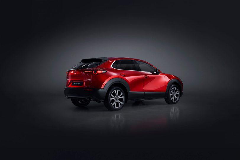 Mazda CX 30 at 2019GIMS 13 1260x840 - Mazda completa su gama con el nuevo Mazda CX-30
