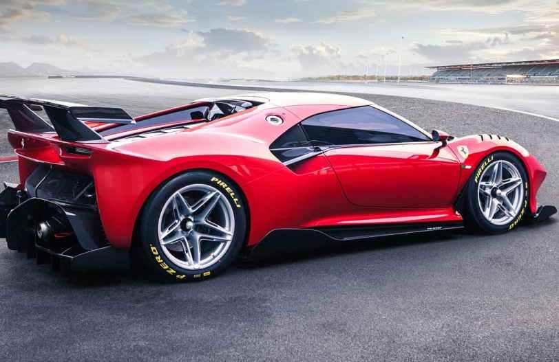ferrari p80c 2019 0319 001 1260x818 - Ferrari P80/C: el coche más radical y exclusivo de Ferrari