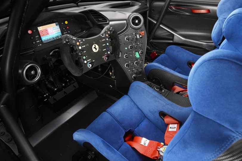 ferrari p80c 2019 0319 004 1260x840 - Ferrari P80/C: el coche más radical y exclusivo de Ferrari
