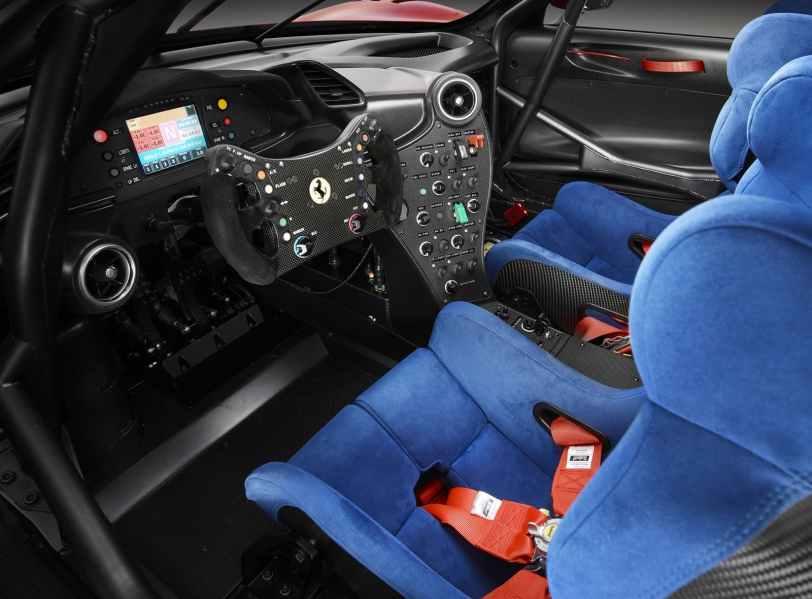 ferrari p80c 2019 0319 004 - Ferrari P80/C: el coche más radical y exclusivo de Ferrari