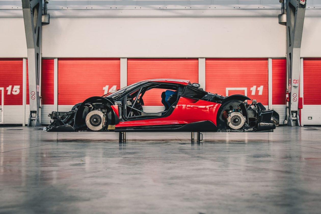 ferrari p80c 2019 0319 005 1260x840 - Ferrari P80/C: el coche más radical y exclusivo de Ferrari