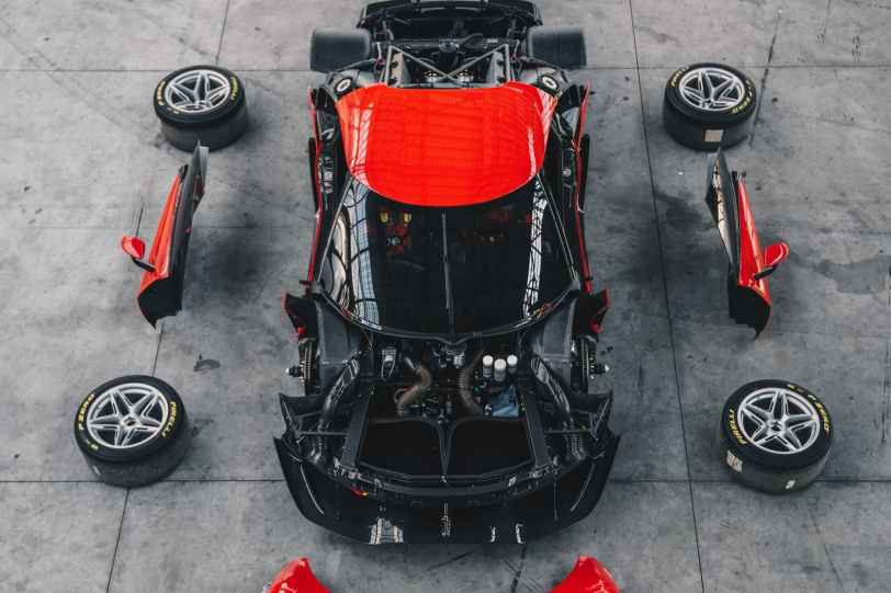 ferrari p80c 2019 0319 006 1260x840 - Ferrari P80/C: el coche más radical y exclusivo de Ferrari