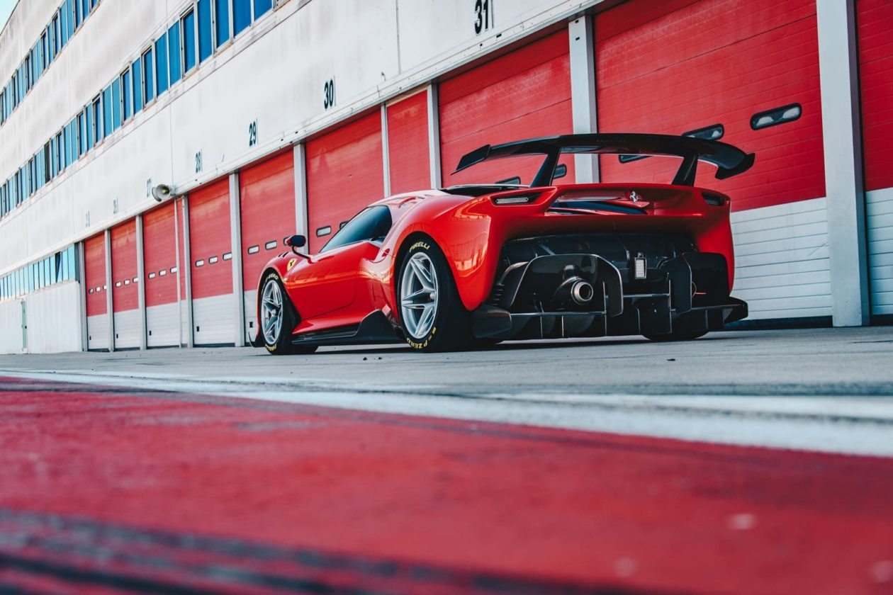 ferrari p80c 2019 0319 010 1260x840 - Ferrari P80/C: el coche más radical y exclusivo de Ferrari