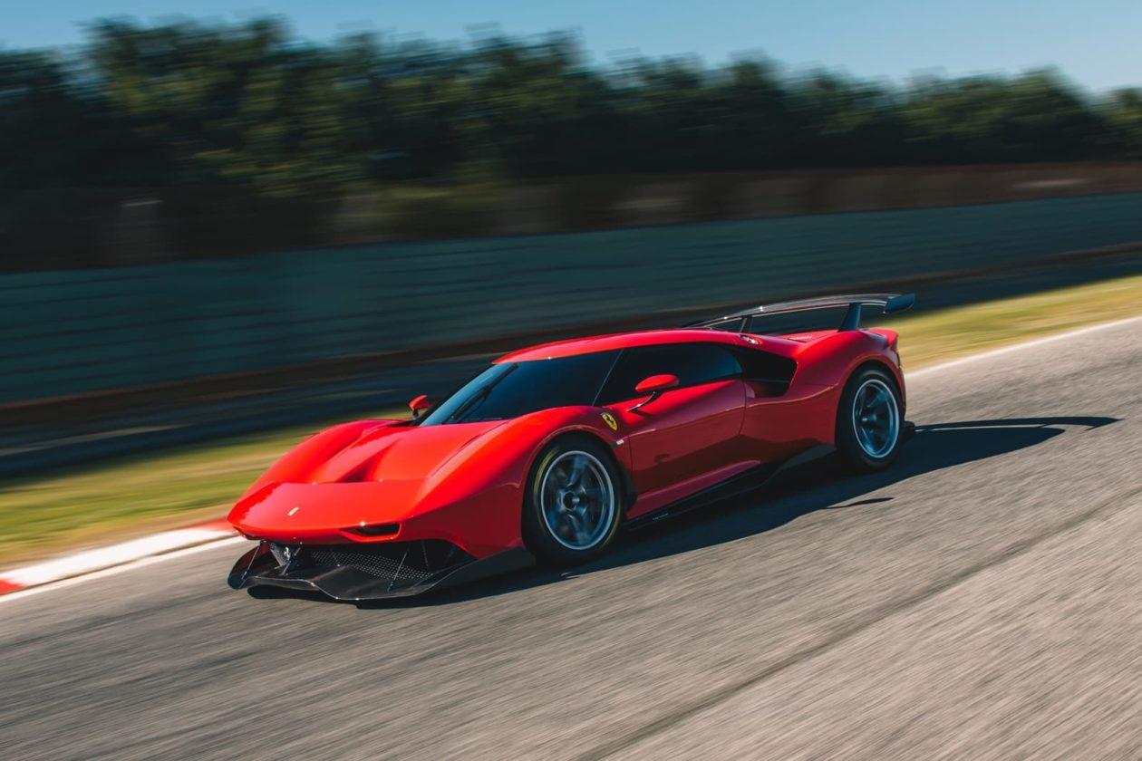 ferrari p80c 2019 0319 012 1260x840 - Ferrari P80/C: el coche más radical y exclusivo de Ferrari