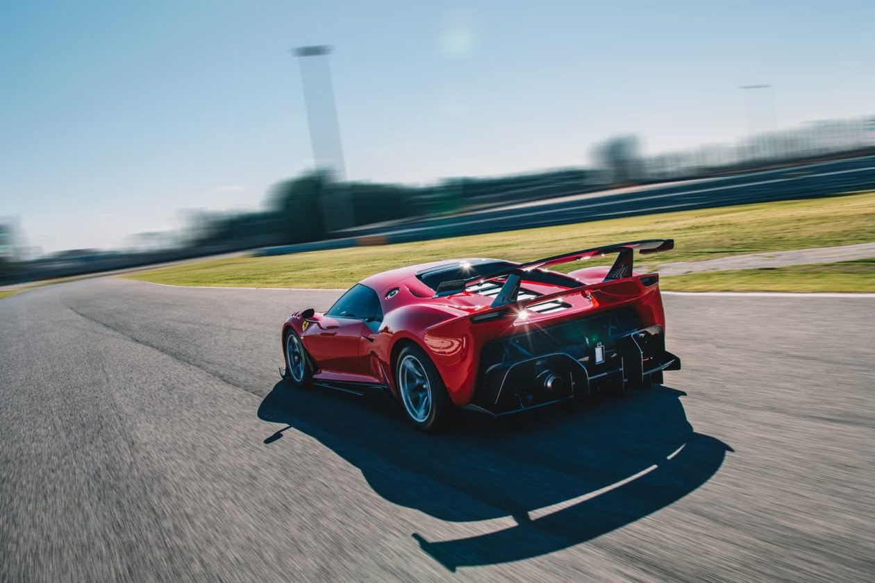 ferrari p80c 2019 0319 013 1260x840 - Ferrari P80/C: el coche más radical y exclusivo de Ferrari