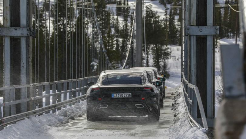 1366 2000 7 - Porsche Taycan: El primer coche eléctrico de Porsche