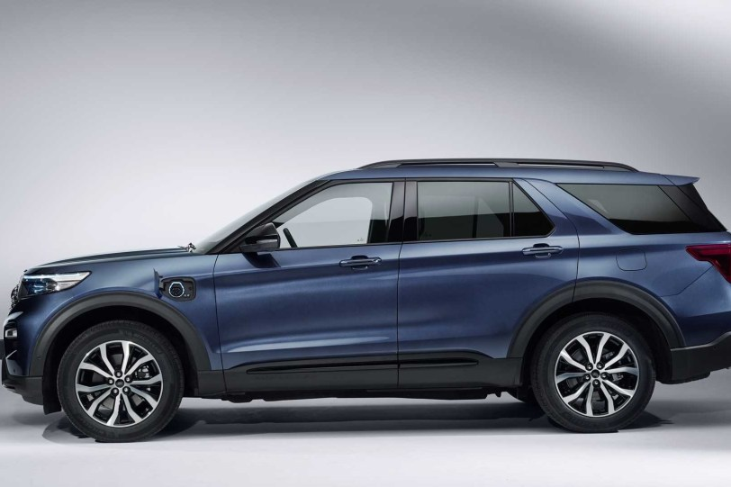 2560 3000 1260x840 - ¡Menuda sorpresa! El nuevo Ford Explorer contará con una versión híbrida enchufable con 40 km de autonomía