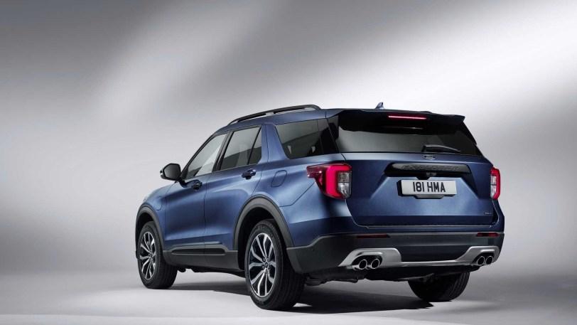 2560 30003 - ¡Menuda sorpresa! El nuevo Ford Explorer contará con una versión híbrida enchufable con 40 km de autonomía