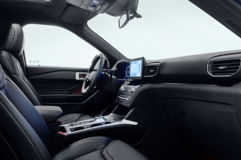 2560 30008 1260x840 - ¡Menuda sorpresa! El nuevo Ford Explorer contará con una versión híbrida enchufable con 40 km de autonomía