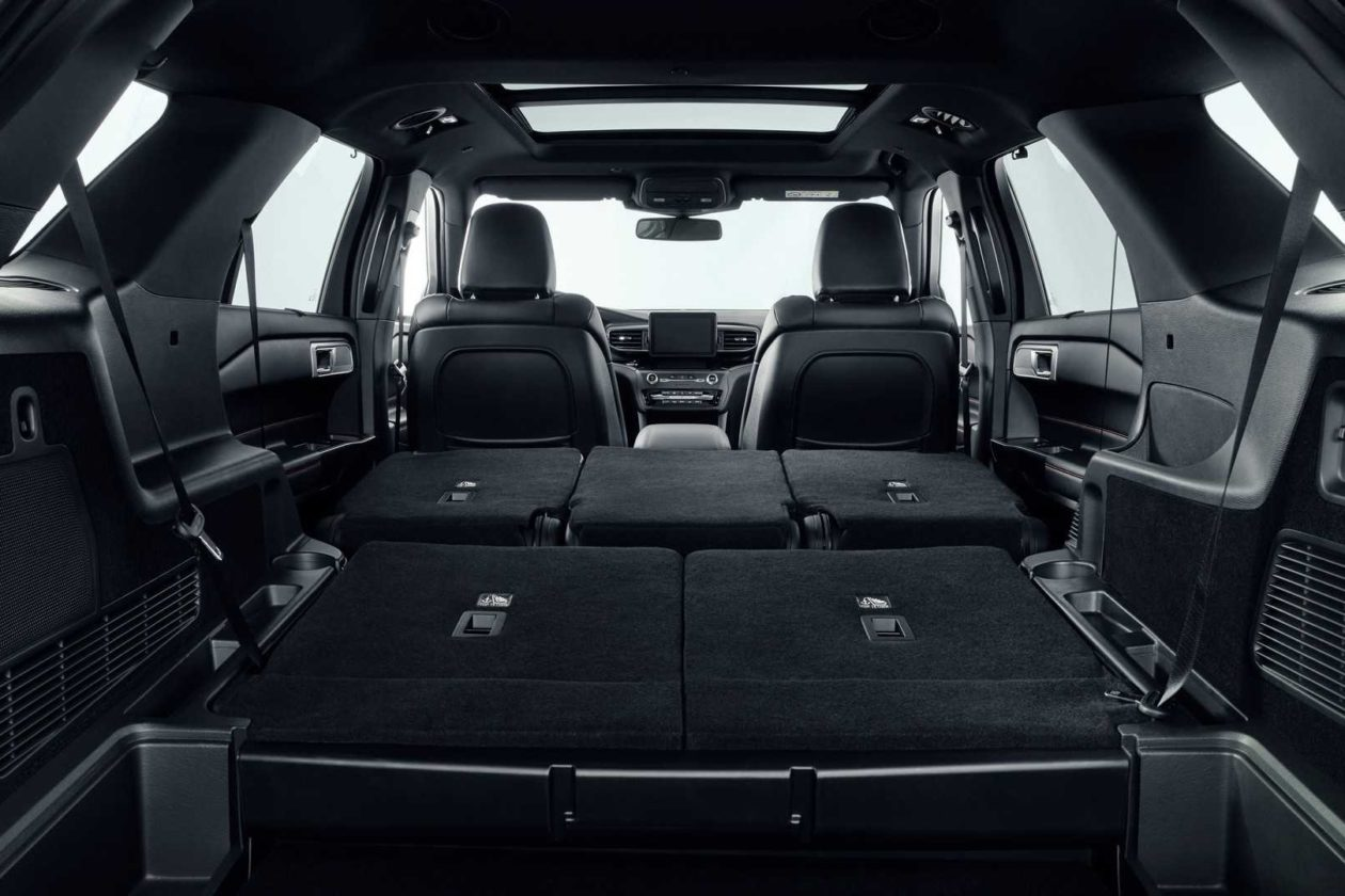 2560 30009 1260x840 - ¡Menuda sorpresa! El nuevo Ford Explorer contará con una versión híbrida enchufable con 40 km de autonomía