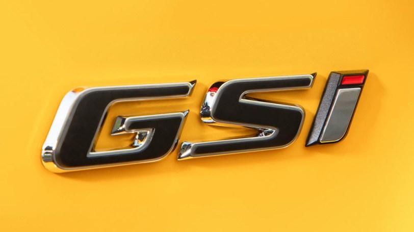 Logo GSI Opel Corsa GSI - Opel Corsa GSi: un juguete para pasarlo bien