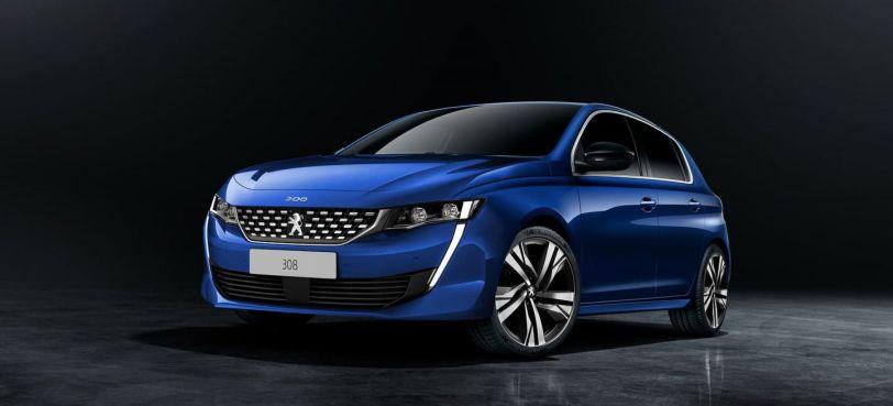 peugeot 308 2020 adelanto 1 1440x655c - En 2020 tendremos a un nuevo Peugeot 308 y este podría ser su aspecto