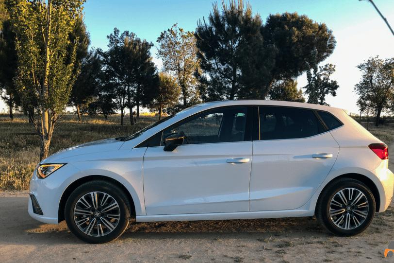Lateral izquierdo Seat Ibiza 1260x840 - Seat Ibiza TGI Xcellence 2019: Una buena decisión para los jóvenes