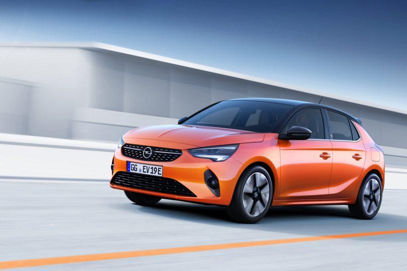 Opel Corsa e 506885 1260x840 - El nuevo Opel Corsa ahora en eléctrico con 330 km