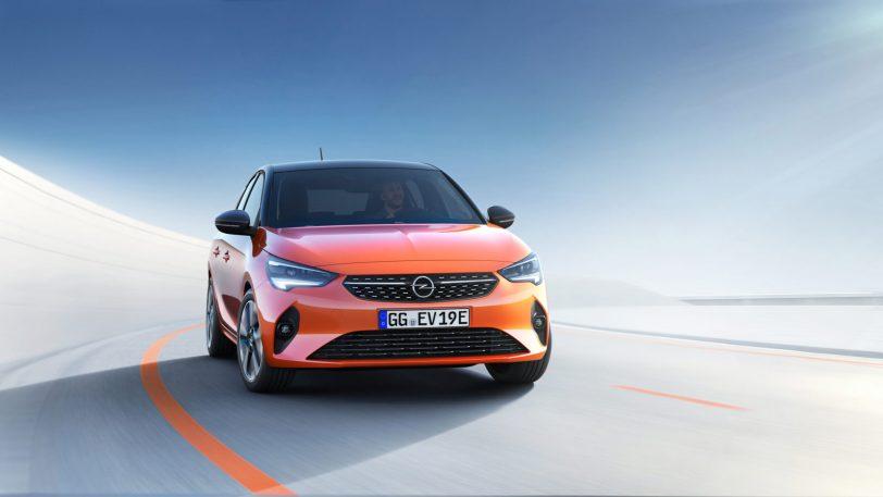 Opel Corsa e 506886 - El nuevo Opel Corsa ahora en eléctrico con 330 km